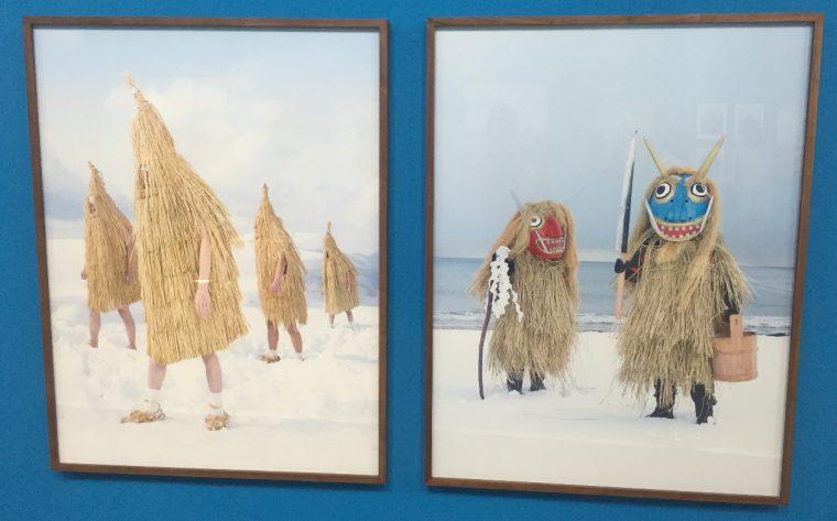 Charles Fréger, Yokainoshima, Kasedori - Amahage © Isabelle Henricot