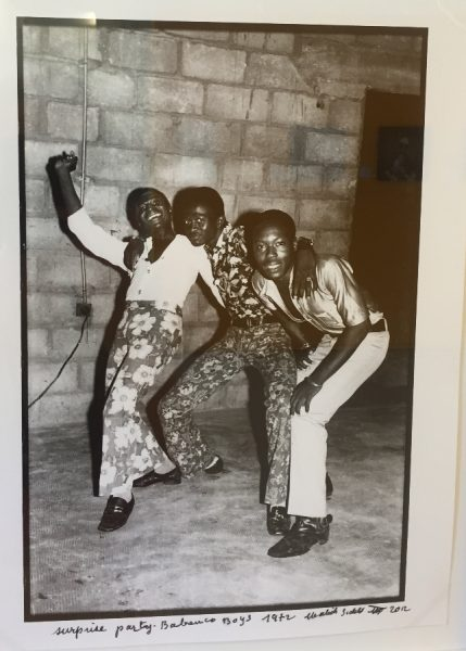 Swinging Bamako, Malik Sidibé, The Babanco Boys, 1972 (couvent Saint-Césaire)
